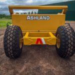 Ashland Industries Scraper